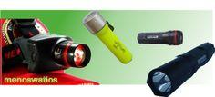 Linternas, casquillos, adaptadores... Cualquier accesorio LED que busques, consúltanoslos.