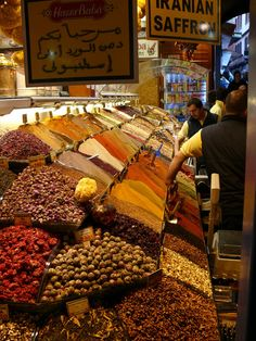 Night market at Istanbul's Grand Bazaar (Copyright IGRA). Green Roof System, Grand Bazaar, Sustainable Development, Science And Technology, Sustainability, Istanbul, Night, Design