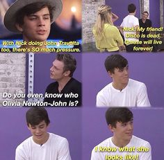 Hahaha, Hayes Grier