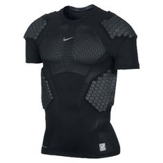 Nike Pro Combat Hyperstrong Four-Pad 13 Men's Football Shirt - $80