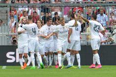 Valerenga vs. Real Madrid: Score and Reaction from 2015 Pre-Season Friendly