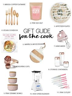 2016 Vegan Holiday Gift Guide for the Cook and the Cozy Gal - The Glowing Fridge