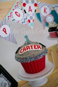 Carter's Giant Cupcake