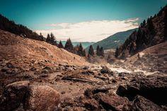 Panorama rocce Cascata