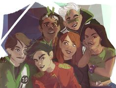 The Cartoon Network heroes! Drawing Cartoon Characters, Cartoon Crossovers, Cartoon Shows, Character Drawing, Cartoon Drawings, Character Concept, Cartoon Art, Cute Drawings, Character Design