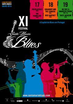 XI Festival Santa Maria Blues – Apresentação