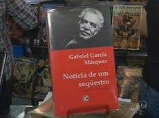 Galdino Saquarema Noticia: Bienal do livro em Brasília faz homenagem a  García Márquez..