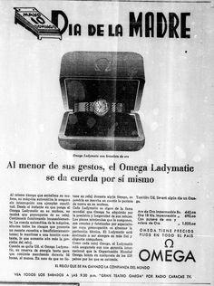 Publicidad del Día de las Madres. Publicado el 10 de mayo de 1964.