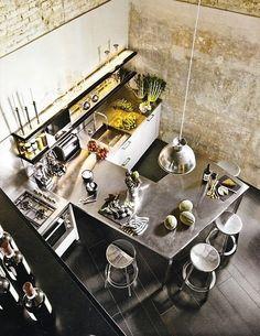 Get kitchen-inspired by www.ConfidentLiving.se