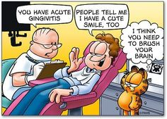 Dental Hygiene Paves the way to healthy human being. Discover the complications that may result and tips to restore a better oral health from Plaza Dental. Dental Jobs, Dental Hygiene School, Dental Life, Dental Facts, Dental Hygienist, Oral Hygiene, Dental Teeth, Dentist Cartoon, Dentist Jokes