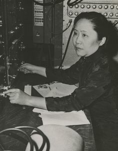 Chien-Shiung Wu (1912-1997) was a Chinese-American scientist who made important contributions to the field of nuclear physics. She is best known for conducting the Wu experiment, and for separating uranium metal into isotopes. These achievements led to her two male colleagues winning the Nobel Prize in Physics in 1957.