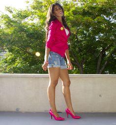 @Kasey Davis #ootd #neon #fashion #outfitideas #fashionblogger