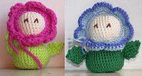 Flower. Free crochet pattern