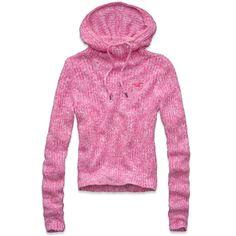 Girls Moonlight Beach Hooded Sweater