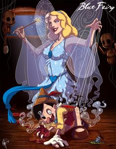 Princesas Disney em versão macabra   Just Lia
