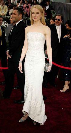 It took Nicole Kidman hours to achieve that pose.