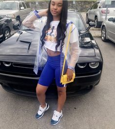 Dope Outfits, Outfits For Teens, Summer Outfits, Fashion Outfits, School Outfits, Raincoat Outfit, High Fashion, Womens Fashion, New People