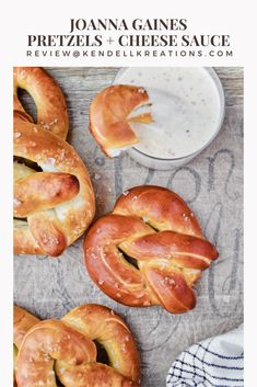 Joanna Gaines got it just right with this recipe for Pretzels and Cheese Sauce. These two recipes are just like what you'd get from the movie theater! Easy Sandwich Recipes, Easy Rice Recipes, Pork Recipes, Baby Food Recipes, Food Network Recipes, Healthy Dinner Recipes, Appetizer Recipes, Vegetarian Recipes, Recipies