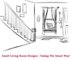 Small Living Room Designs : Taking The Smart Way! Small Living Room Design, Living Room Designs, Home And Living, Storage, Furniture, Home Decor, Purse Storage, Store, Interior Design