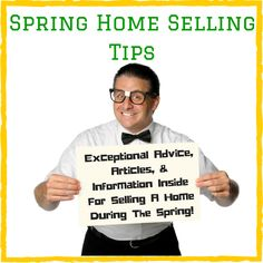 Spring Home Selling Tips - http://activerain.com/blogsview/4815047/spring-home-selling-tips---exceptional-advice---articles via @KyleHiscockRE