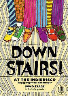Down Stairs! at the Indiedisco  (original Version)