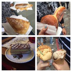 @Georgie_T - #ForAnyone who wants a sweet treat  all the french foods!