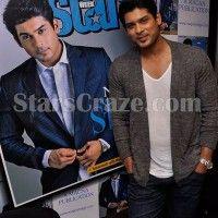 Siddharth Shukla Unveils Latest Star Week Cover | StarsCraze