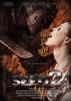Returning from her bachelorette party in Vegas, Christine and her friends Ovia, Barbara and Claire lead through the hot desert of Nevada. But they are not alone.A serial murderer named Max Seed back at it again, and this time he has brought his entire family. Watch Seed 2 2014 Movie and More Horror ..