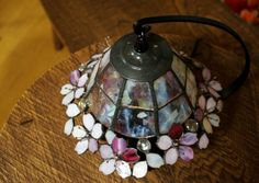 Stained Glass Lamps, Leaded Glass, Topiary Garden, Mosaic Art, Sparkle, Handmade, Crafts, Pendant Lamps, Home Decor