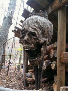 Haunt Style: I visited Haunted Overload!!!