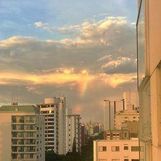 Rainbow..... Depois do dia pesado um relax pra mente!!!!