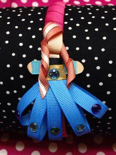 Disney's Frozen Anna and Elsa headbands by WickedPrettiesBoston, $10.00