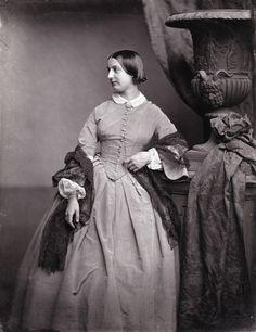 Count Olympe Aguado - Julie Valentine de Contades, 1853