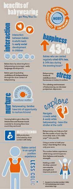 babies, new mom, babywearing, babywearing benefits, babywearing dads