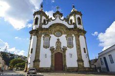 São João Del Rei, MG - Brasil - Igreja Nossa Senhora do Carmo