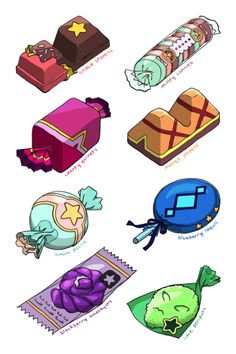 Steven Universe Candy :3