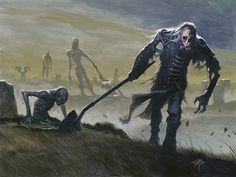 A Planeswalker's Guide to Innistrad: Nephalia and the Undead ...