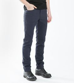 Outlier Slim Dungarees. -incredible four-way stretch & water resistant