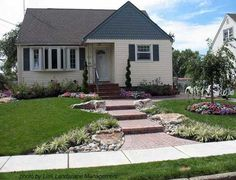 Landscaping Ideas For Small Yards | Front Yard Landscape Designs, Landscape Design Ideas, Front Yard ...