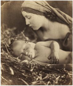 """Light and Love"" photo by Julia Margaret Cameron (1865)"