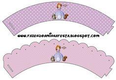 Making My Party!: Disney Princess Sofia - Complete Kit