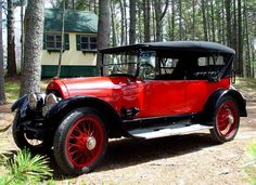 1918 Cadillac Type 57 Touring Maintenance/restoration of old/vintage vehicles: the material for new cogs/casters/gears/pads could be cast polyamide which I (Cast polyamide) can produce. My contact: tatjana.alic@windowslive.com