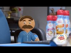 The Movember Moustache Odyssey Of Gingerbread Joel - YouTube