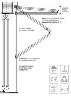 Scarica il catalogo e richiedi prezzi di Fusion By like blinds, scuri in alluminio con apertura a compasso