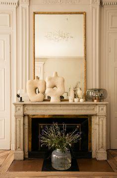 J'aime le côté chaleureux du beige de l'ambiance de la piece.