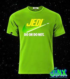 $179.00 Playera o Camiseta Estilo Nike Jedi Star Wars - Jinx