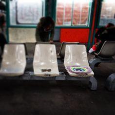 Métro à Pari. パリの地下鉄。 #zappeto_anytimeanywhere #poco #lea #地下鉄 #paris #zappeto