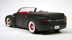 Chevy SSR rat - i want this car more than anything Show Trucks, Hot Rod Trucks, Chevy Trucks, Custom Muscle Cars, Custom Cars, Alfa Romeo, Chevy Hhr, Porsche Boxster, Hot Rides