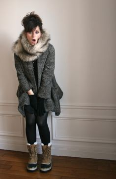 Sorel Caribou Heimstone Snood Home