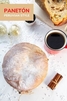 Peruvian panetón recipe - Christmas cake-bread dessert. Learn how to make this delicious after dinner treat. #peruvianfood #panettone #Paneton #desserts #Christmasfood Peruvian Desserts, Peruvian Recipes, Skewer Sticks, Easy Desserts, Dessert Cake Recipes, Dry Yeast, Sweet Bread, The Help, Treats
